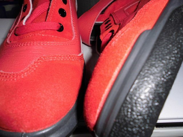 青木『安全靴』限定品(椿モデル)